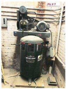 Saylor Beall Air Compressor