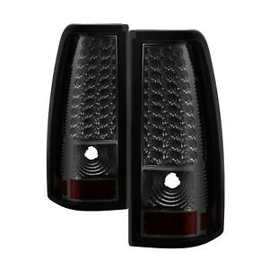 Xtune Led Tail Lights For 2001 2006 Gmc Sierra 2500 Hd Spyder Auto 5011770