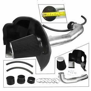 Cold Air Intake Kit heat Shield Fit 2014 2019 Chevrolet Gmc Cadillac 5 3l 6 2l