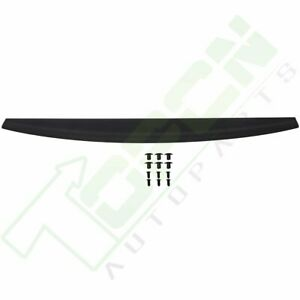 For 2009 2018 Dodge Ram Pickup Tailgate Spoiler Top Protector Cover Molding