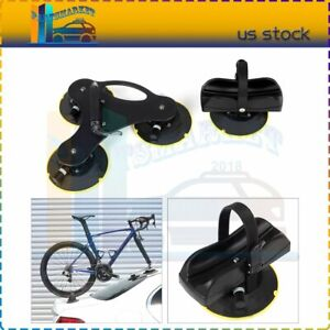 Luggage Roof Rack Universal Carry 1 Bike Car For Suv Truck Top Mount Carrier Set