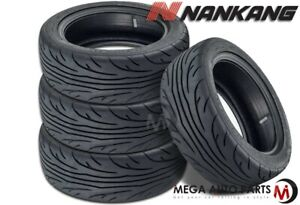 4 Nankang Ns 2r Ns2r 215 45zr17 91w Xl Extreme High Performance Street race Tire