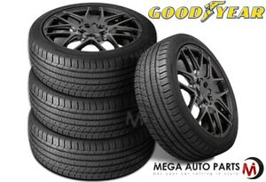 4 Goodyear Eagle Sport All Season 225 50r17 94w Performance 50k Mile M S Tires