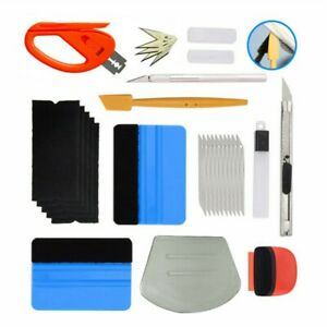 Stickers Film Wrapping Tools Useful Vinyl Automotive Blue Cutter Decals