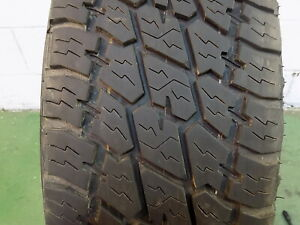 P265 70r17 Nitto Terra Grappler A t G2 Used 265 70 17 115 T 10 32nds
