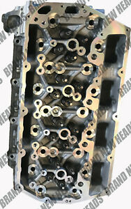 New Ford 6 7 Ohv V8 Diesel Power Stroke F250 F350 Right Side Cylinder Head 2011