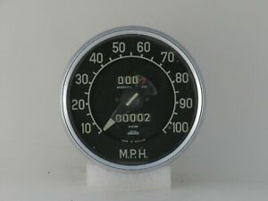 Speedometer 100mph Nos Jaeger Brand Fits Rover P4 80 1959 1962 Sn5323 00