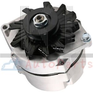 Alternator High Output For Chevy Bbc Sbc One 1 Wire 105 Amp 10si Self Exciting