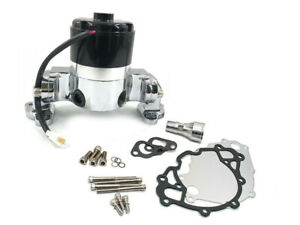 Sbf 289 351w Small Block Ford Chrome High Volume Performance Electric Water Pump