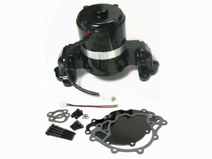 Sbf 289 351w Small Block Ford Black High Volume Performance Electric Water Pump