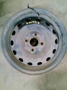 Wheel 14x5 1 2 Steel Fits 99 03 Mazda Protege 109144