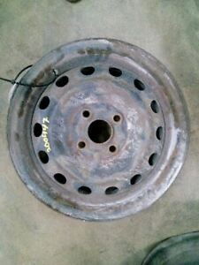 Wheel 14x5 1 2 Steel Fits 99 03 Mazda Protege 109145