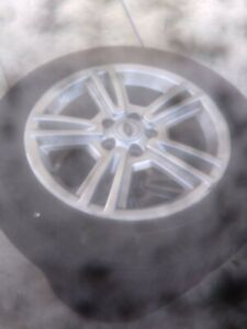 2011 Ford Mustang Stock Rims And Tires For V6 Only Complete Set