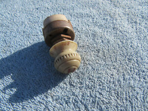 Ford 1940 1941 1942 1946 1947 1948 Ford Heater Knob Or Switch