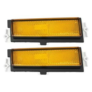 For Chevy Monte Carlo 1981 1988 Trim Parts Replacement Side Marker Lights