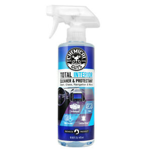 Chemical Guys Total Interior Cleaner Protectant 16 Oz