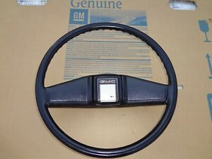 73 87 Gmc Emblem Chevrolet Pick Up c10 K10 K5 Blazer K20 Suburban Steering Wheel