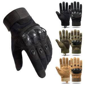 Tactical Wear Safety Protective Gloves Work Construction Security Police Builder