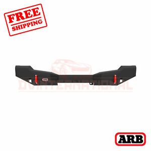 Arb Bumpers Steel Rear For Jeep Wrangler Jl 2018 2020