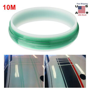 Car Vinyl Wrap Squeegee 10m Knifeless Finish Line Tape Graphic Cutting Trim Tool
