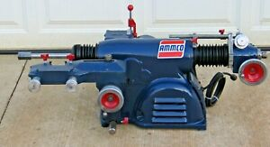 Ammco 4000 Disc Drum Brake Lathe Loaded W Adapters And Tooling 451