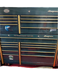Snap On Tool Box Gridiron Series Eagles Green