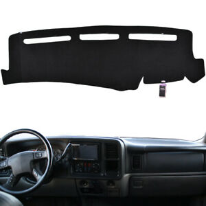 New Dash Cover Dashboard Mat For Chevy Silverado 1500 2500 Tahoe 2001 2006 Us