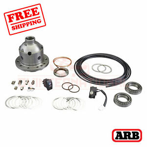 Arb Airlocker Dana30 27spl 3 73 Up S N Air Lockers Front For Jeep Cj5 1971 1983