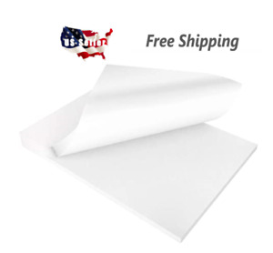 960 Pack White Tissue Wrapping Paper 10 x15 Packing Wrapping Cushioning Void Fi