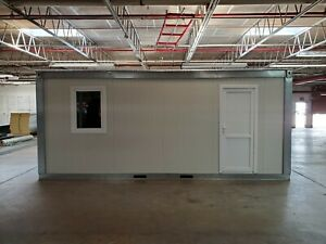 Unassembled Mobile Office Tiny Home She Shed Man Cave Camper 20 Foot