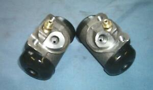Wheel Cylinder Set Fit Chevrolet 3100 3200 Truck 1 2 Ton 1951 1957 Front