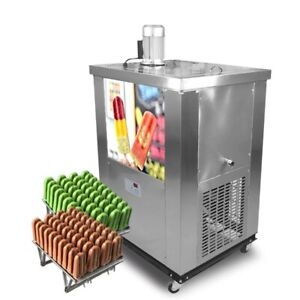 Commercial Double Mold Sets Popsicle Machine ice Pop Machine ice Lolly Machine