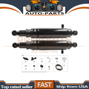 Monroe Shock Absorber Max Air Rear For Ford F 150 f 250 1985 1996 Pickup 2wd_prp