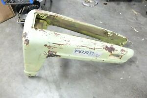 64 Ford 4000 Diesel Tractor 4 Cylinder Front Engine Cover Hood Right Left