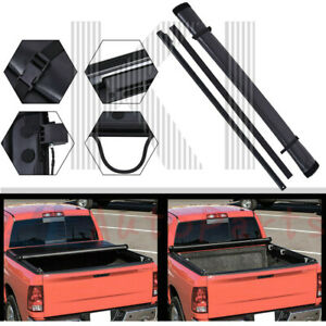 5ft Soft Roll Up Tonneau Cover For 2005 2015 Toyota Tacoma 60 Crew Extended Cab