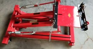 Updated 2tons Hydraulic Low Lift Floor Transmission Jack For Auto Repair Movable