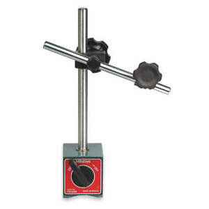 Mitutoyo 7010s Magnetic Base holder 6 In Gage Rod