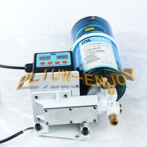 2l 220v Electric Automatic Machine Punching Oil Pump Punch Cnc Grease Pump