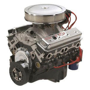 Chevrolet Performance 19420874 Small Block Chevy 350 Ho Deluxe Crate Engine 333