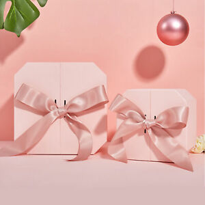 Square Gift Boxes Romantic Paper Present Packaging Case Valentine s Box Useful