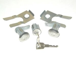 Ignition Door Lock Set ford Galaxie fairlane falcon thunderbird comet 1961 66