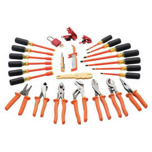 Ideal 35 9102 Insulated Tool Set 27 Pc