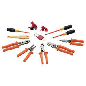 Ideal 35 9100 Insulated Tool Set 13 Pc