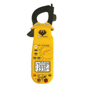 Uei Test Instruments Dl389b Clamp Meter analog 400 Max Ac Amps