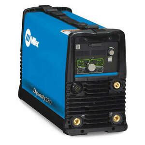 Miller Electric 907537 Tig Welder ac dc 1 To 280a dynasty