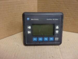 Allen Bradley 2711 m3a18l1 Panelview 300 Micro Used