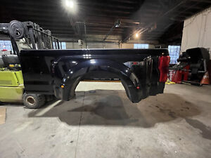 2017 Ford Oem F350 Dually 8ft Bed Lights Tailgate Rear Bumper