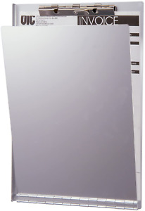 Officemate Aluminum Clipboard With Privacy Cover For Students Medical Business