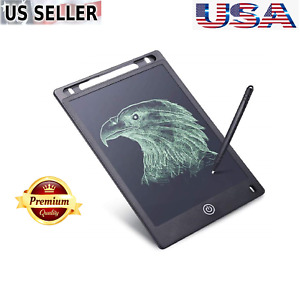 10 Inch Lcd Writing Tablet Digital Drawing Tablet Handwriting Pads Board For Kid