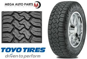 1 Toyo Open Country C t Lt265 70r17 E 10pr 121q All terrain Any Weather Tires